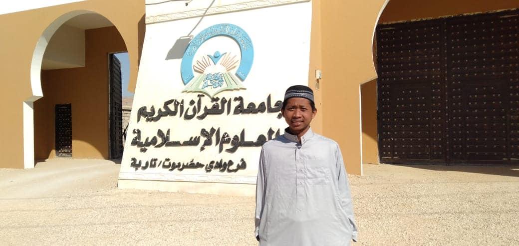 Kader Daerah itu Mencari Ilmu Sampai ke Yaman